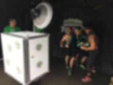 Die kleine Fotobox für Anlässe bis 80 Personen