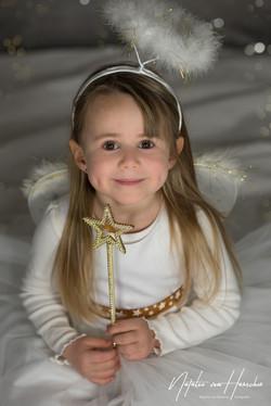 Weihnachtsbilder, Fotoshooting Engel
