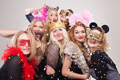 Junggesellinnen-Abschied, Polterabend - Spass an der Fotobox