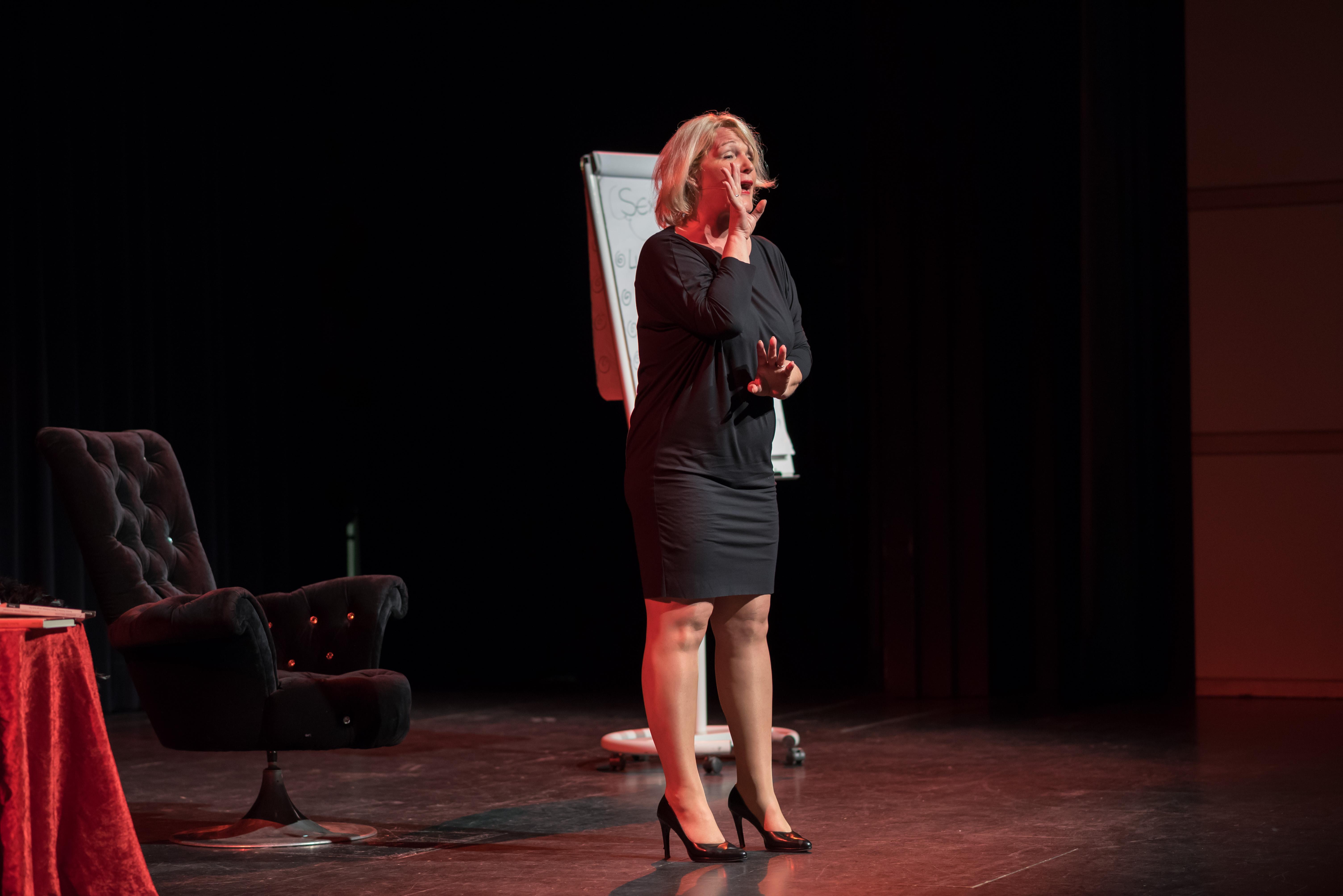 Barbara Balldini Bühne