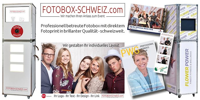 Fotobox-Schweiz.com - kompetent, innovation, marketingorientiert