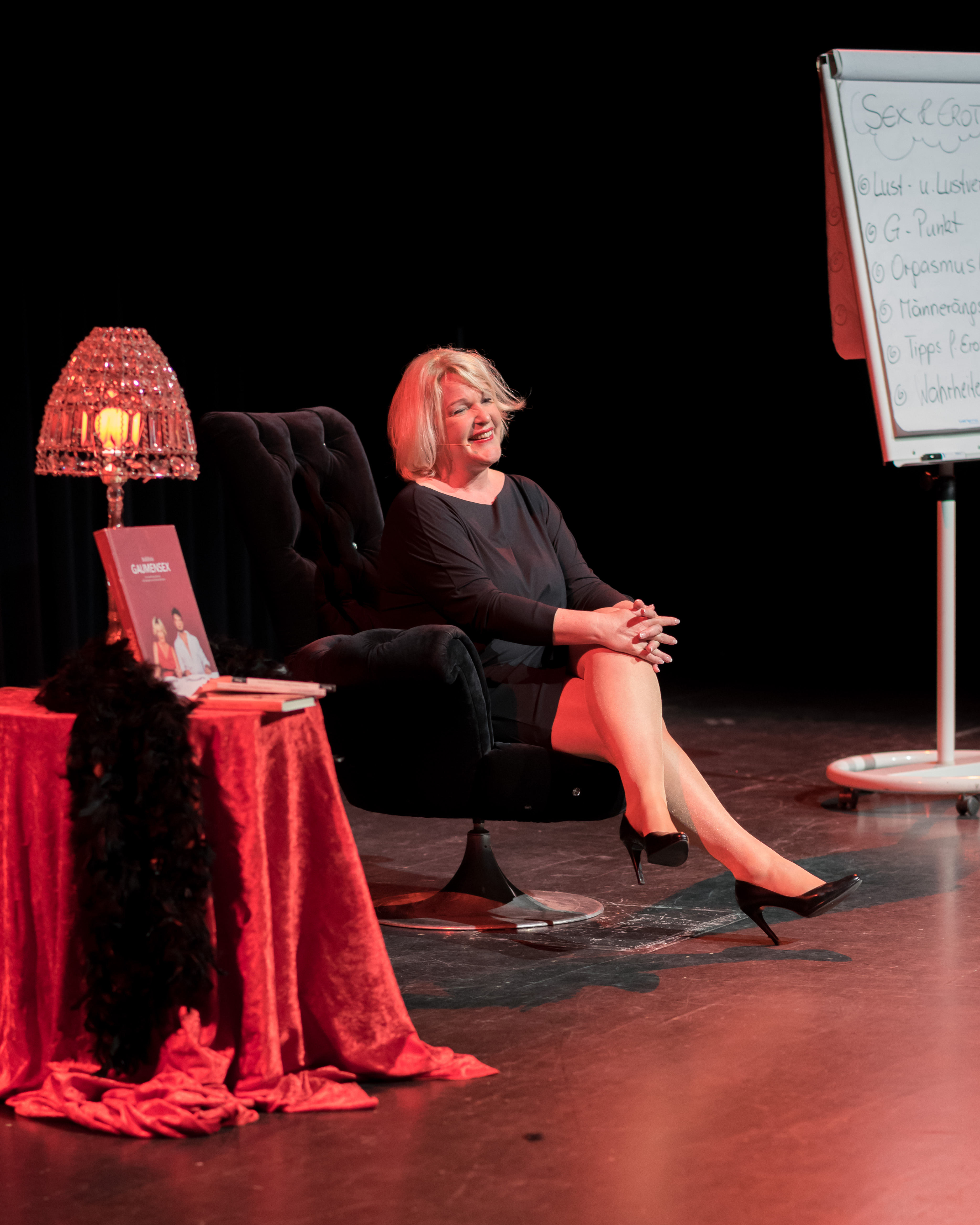 Barbara Balldini Show