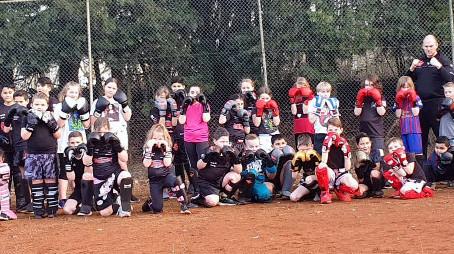 Kids training in Landgraaf
