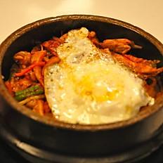 D40 Tofu Kimchi