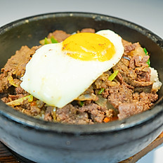 D11. Bulgogi Rice Dish