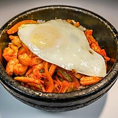 D10. Shrimp Rice Dish