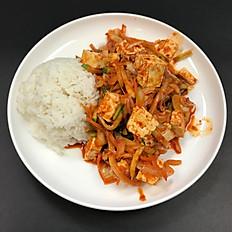 40. Tofu Kimchi