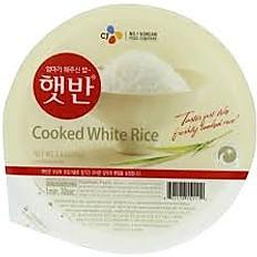 Microwavable Rice