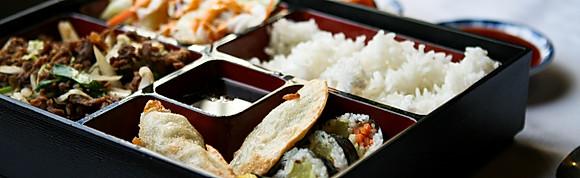 Koreana Lunch Box