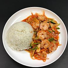 10. Shrimp Dish
