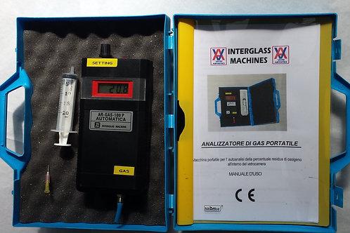 Analizzatore portatile di gas