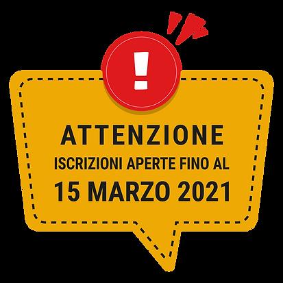 Attenzione_Iscrizioni_aperte_2021_ITA.pn