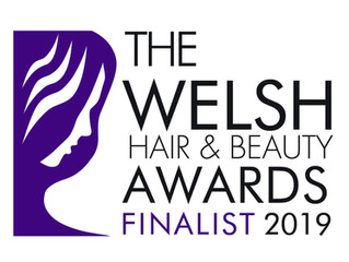 Welsh Hair and Beauty Finalists!