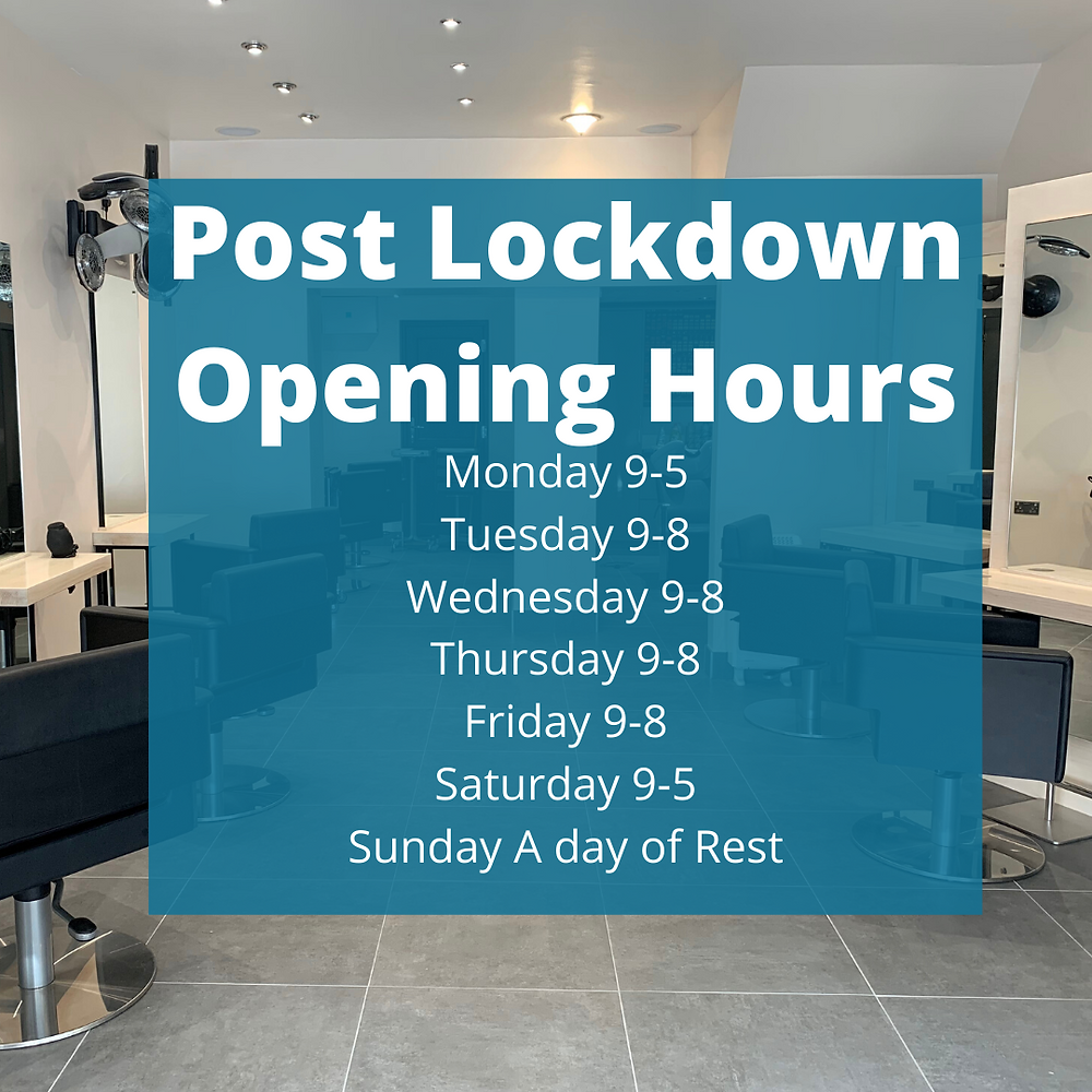 Cats Whiskers Re-Opening times