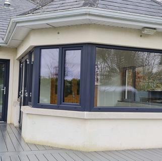 Drutex PVC Tilt and Turn Windows