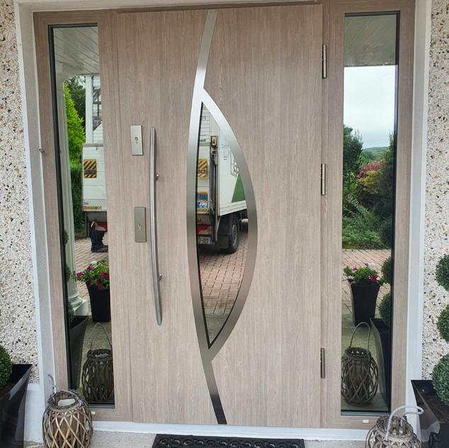 Steel Composite Door
