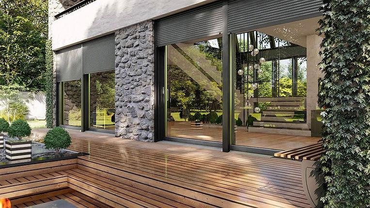 Iglo HS Drutex PVC Lift and Slide Door