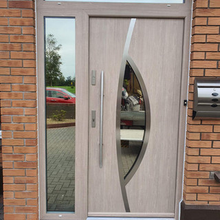 Steel Composite Door