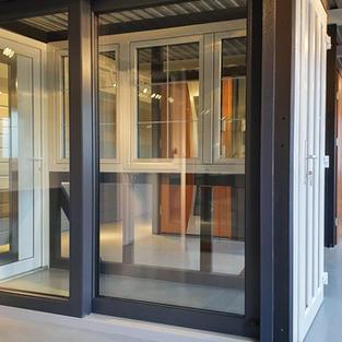 PVC Lift and Slide Door Sample