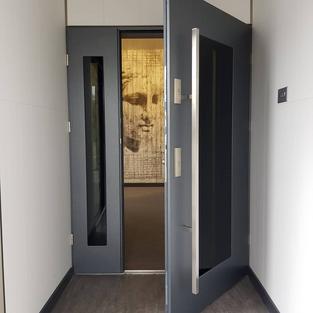 Showroom Steel Doors