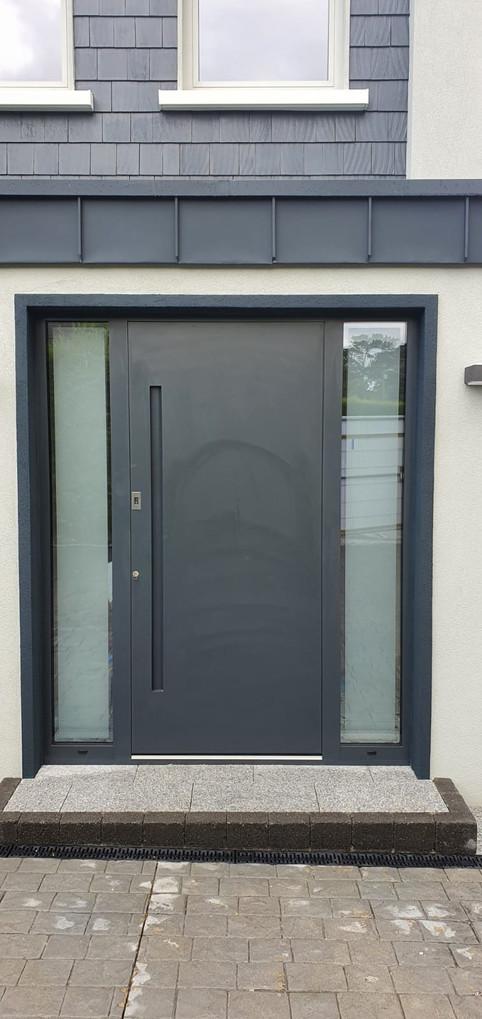Drutex MB-86SI Flush Style Aluminium Doors