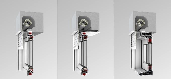 Adaptive Roller Shutters