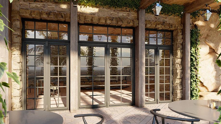 Wooden Softline Windows