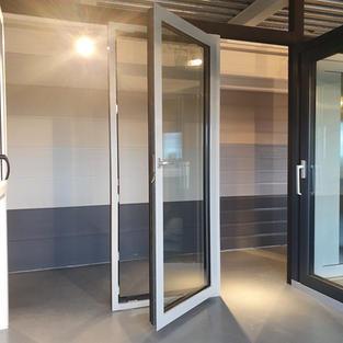 Drutex Aluminium Tilt and Turn Window