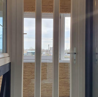Drutex PVC Door Sample