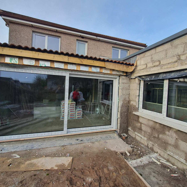 Drutex PVC windows and lift and slide do
