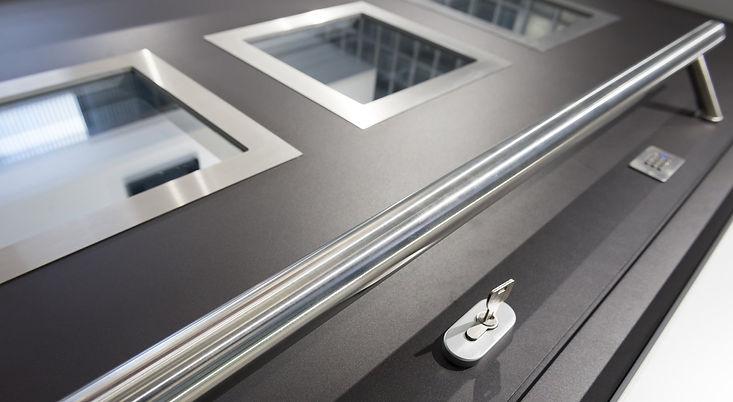 Aluminium Door Handels