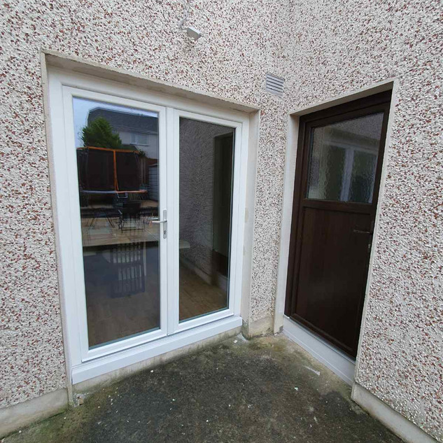 Drutex Iglo 5 PVC Door