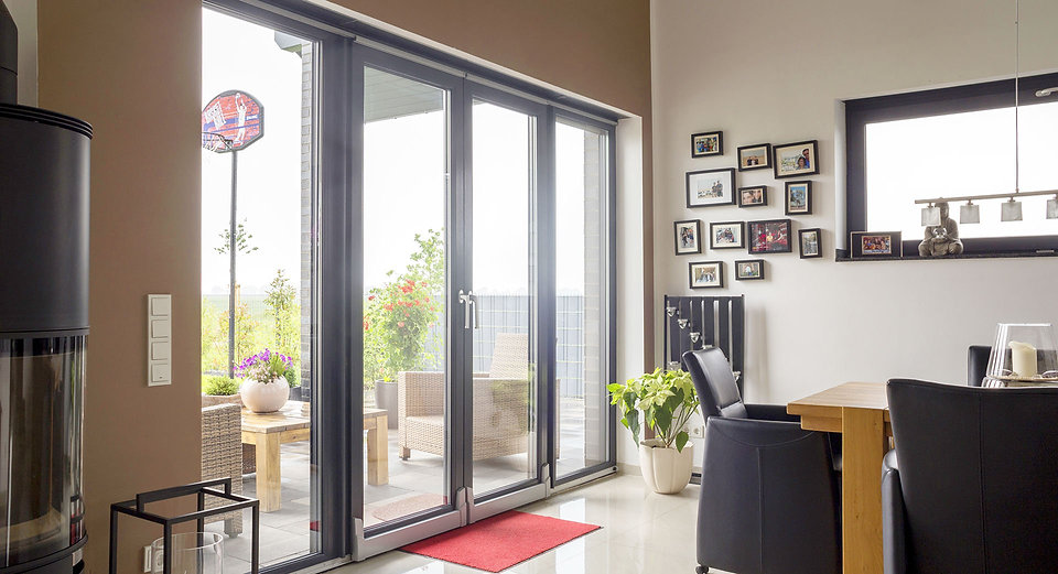 Iglo 5 PSK PVC Tilt and Slide Door