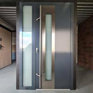 Drutex MB-86SI Aluminium Door