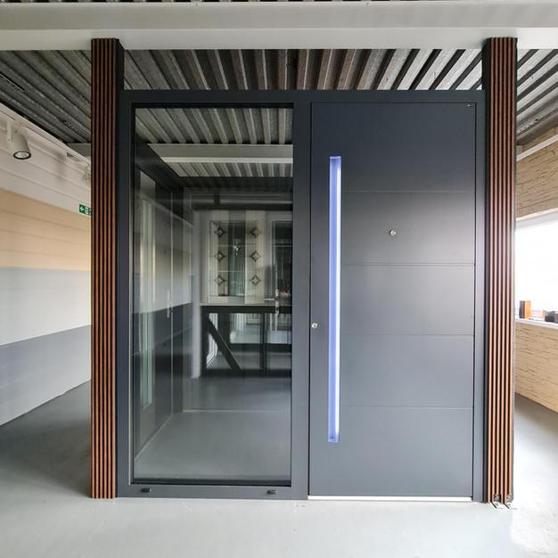 Drutex Aluminium Doors