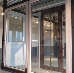 PVC Tilt and Slide Door Sample
