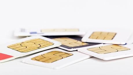 Alquiler tarjeta SIM