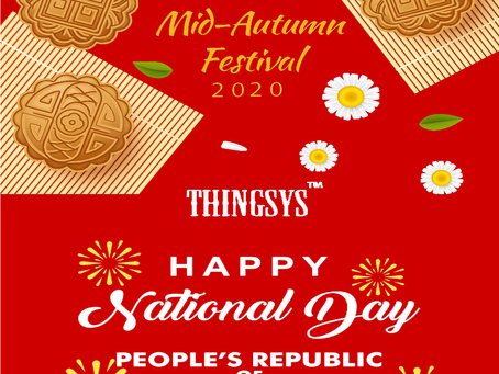 Mid-Autumn Festival and National Day Holiday