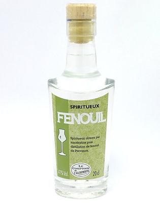 Alcool de fenouil 200ml
