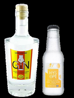 Duo Gin et Tonic