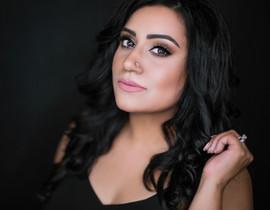 Makeup and Hair - Photo Angela Speller