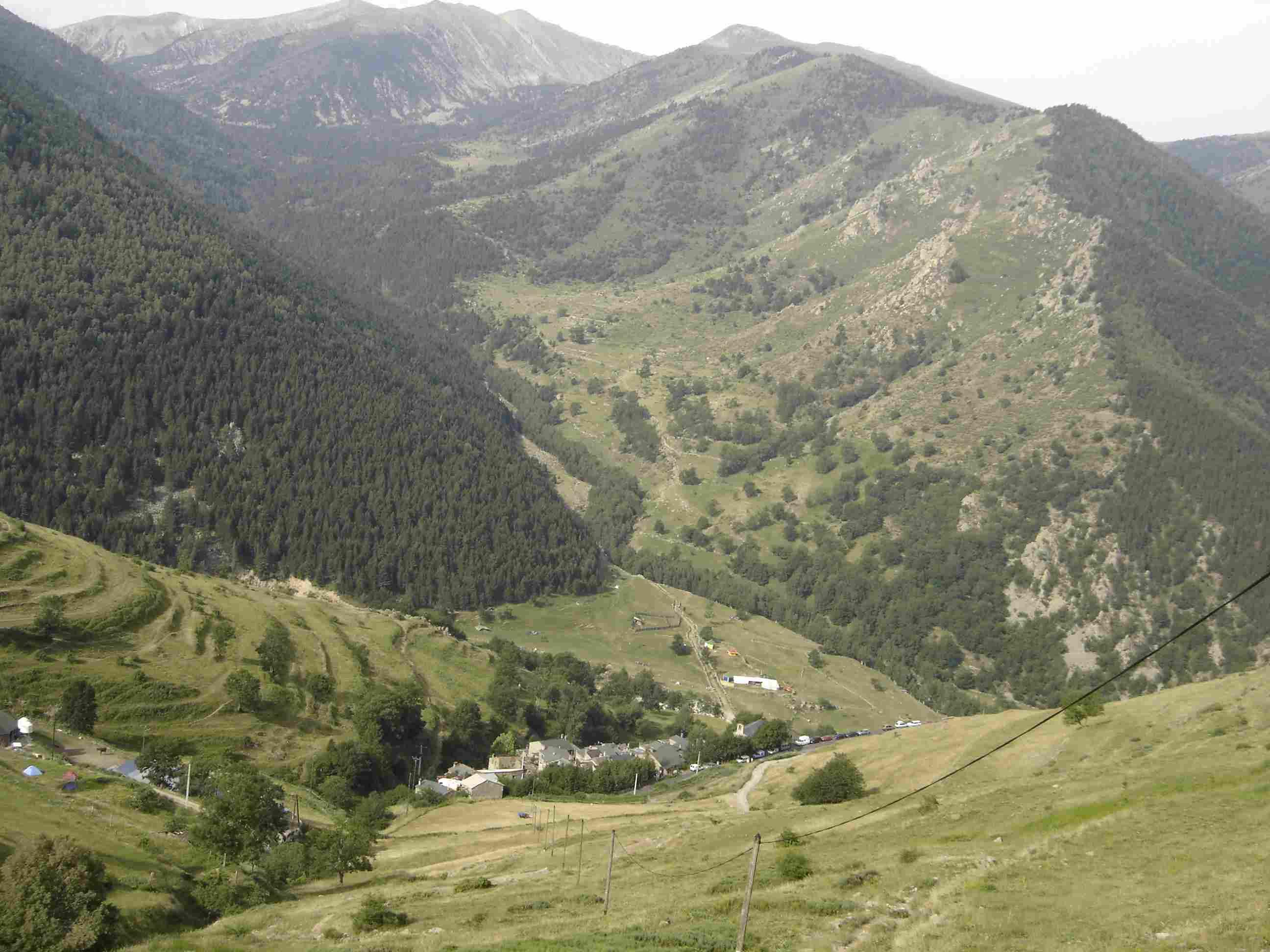Vallée de l'Almany