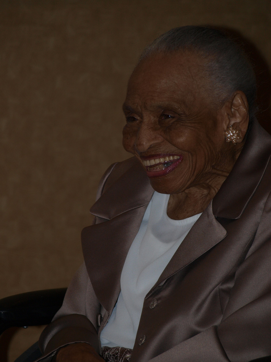 Remembering Tulsa, 1921: Interview with Olivia Hooker