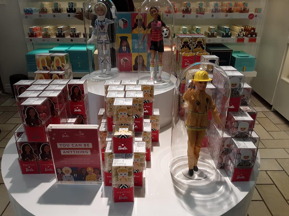 Sugarfina Offers Sweet 60th Salute to Barbie