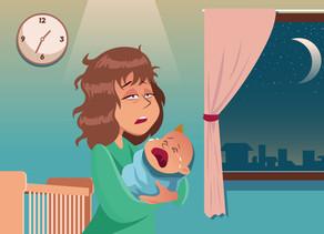 Kólikás babák megnyugtatása – Mi segíthet?