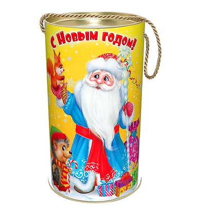 ТУБА МИЛАШКИ 800г с анимацией
