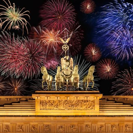 Германия. Как празднуют Новый год в разных странах мира.