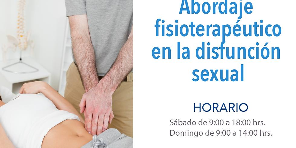 Curso Abordaje fisioterapéutico en la disfunción sexual