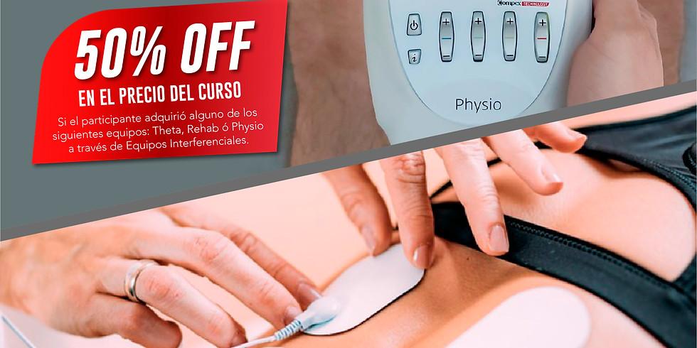 Técnicas de Electroterapia Portátil