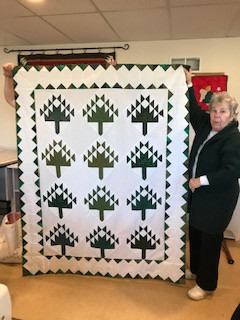 Quilt for WE Engergies guild.